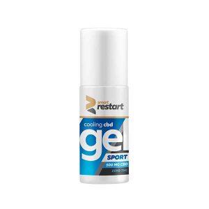 Gel de Alívio Muscular, Resfriamento 500mg CBD – 0% THC