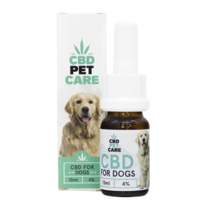 Óleo de CBD para Cães – 4%