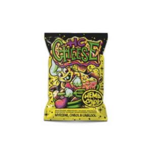 Hemp Chips – Cheese