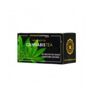 CHÁ Cannabis – High Black Tea
