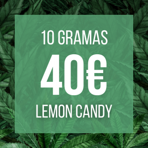 Lemon Candy, 10 gramas – Kannabest