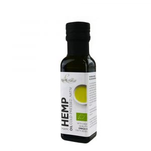 Hanf Natur Organic Hemp Seed Oil 100 ML