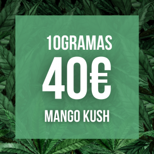 Mango Kush, 10g – Kannabest