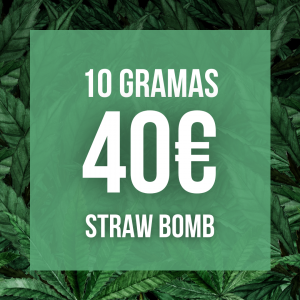 Straw Bomb, 10 gramas – Kannabest