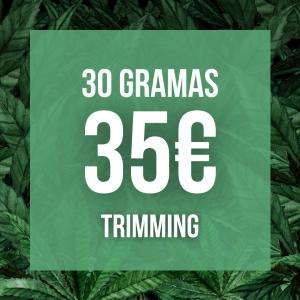 Trimming,30gramas – Kannabest